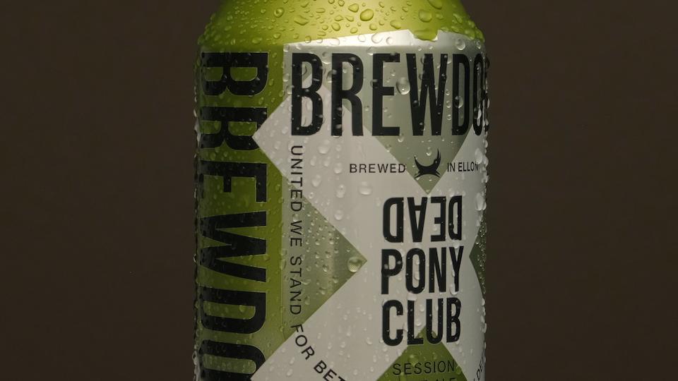 BrewDog - Dead Pony Beat