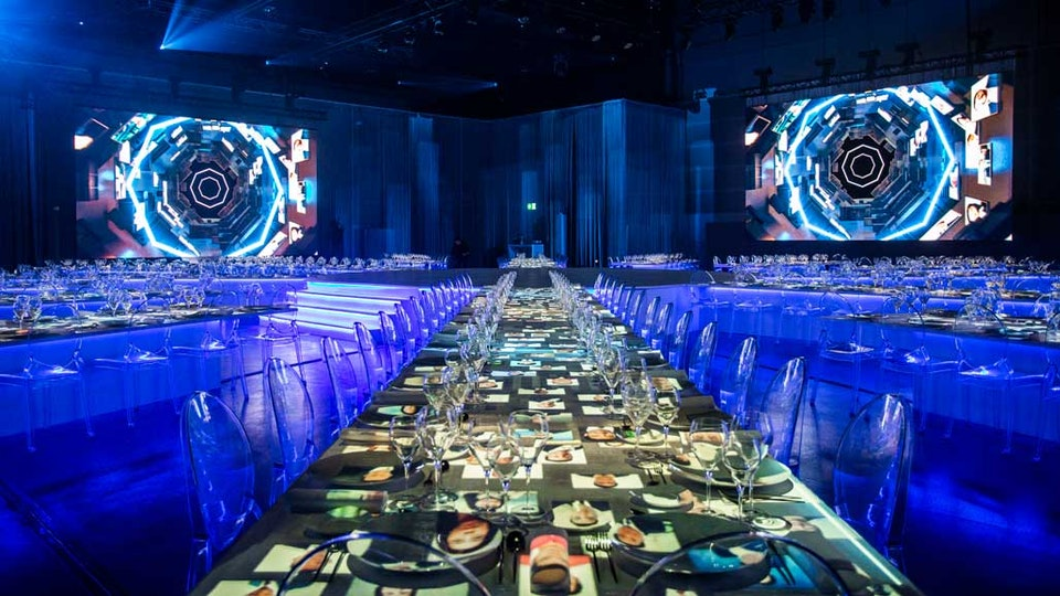 BMW Asia Pacific Convention Dinner Gala