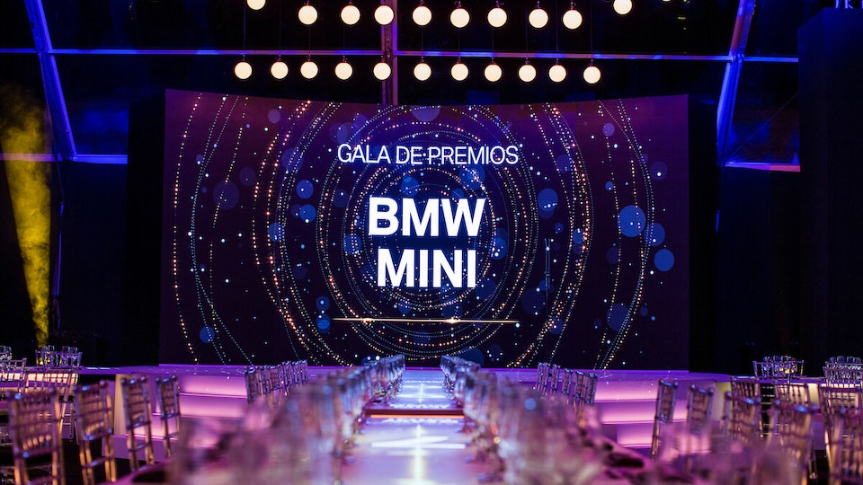 BMW MINI Awards Gala