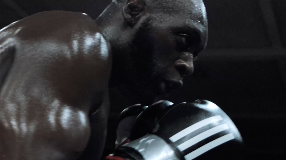faceoff Boxing -