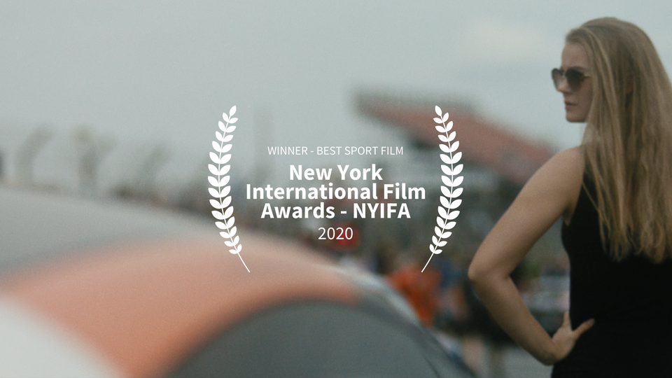 faceoff Racing wins Best Sportfilm at New York International Film Awards NYIFA 2020.