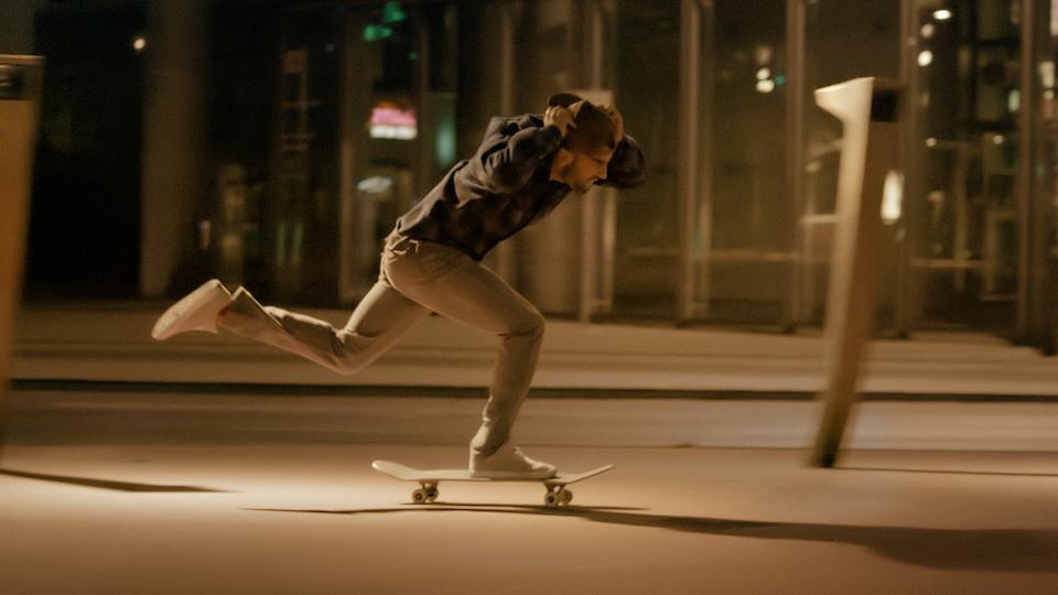 faceoff Skateboarding -