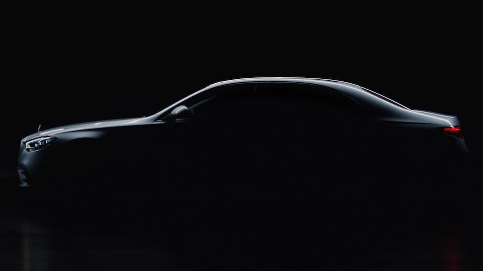 Mercedes-Benz S-Class - MBUX Experience - Athlete -