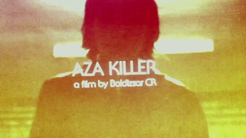 AZA KILLER  (trailer)