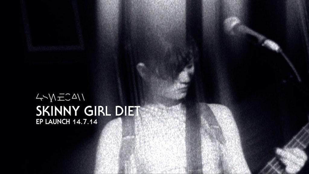 Skinny Girl Diet LIVE comedown + silverspoon
