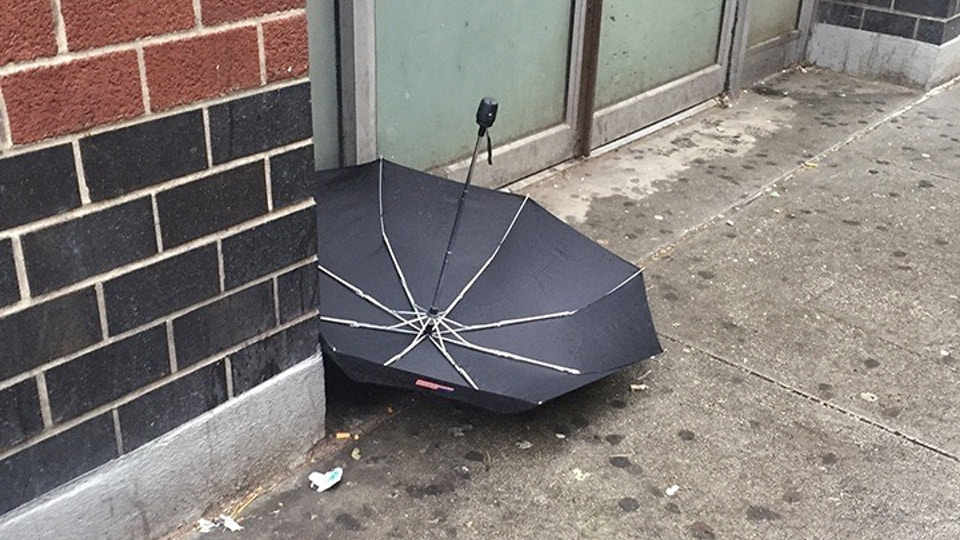 I Lost My Umbrella