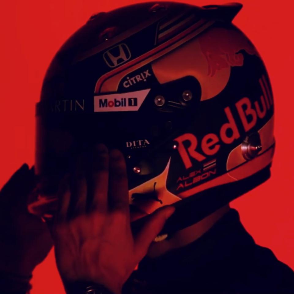 Watson Audio - RedBull - F1 - 2020 Campaign