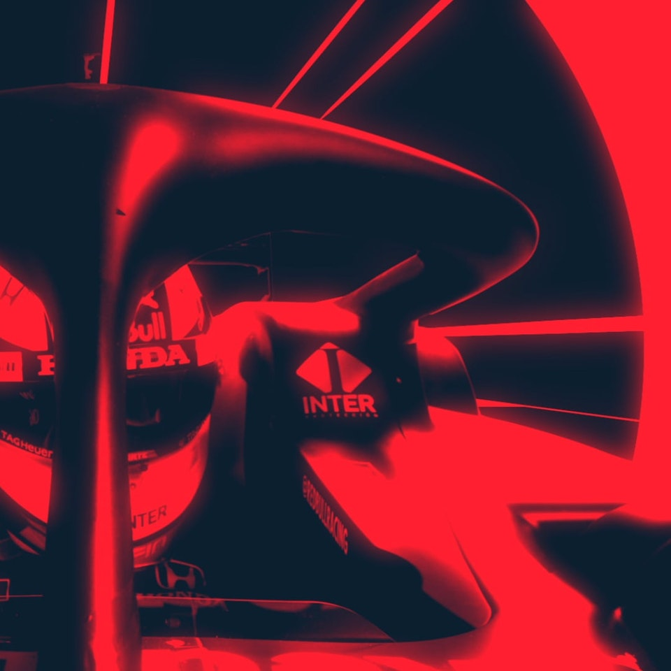 RedBull F1 - 2021 Campaign RedBull F1 - 2021 - Sergio Takes 2nd