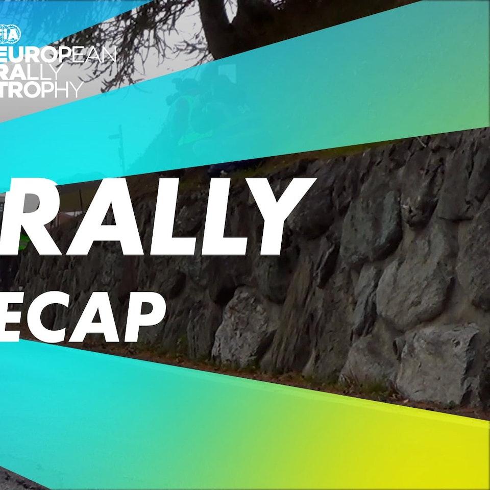 FIA Motorsport FIA Motorsport - ERT Rally Recap