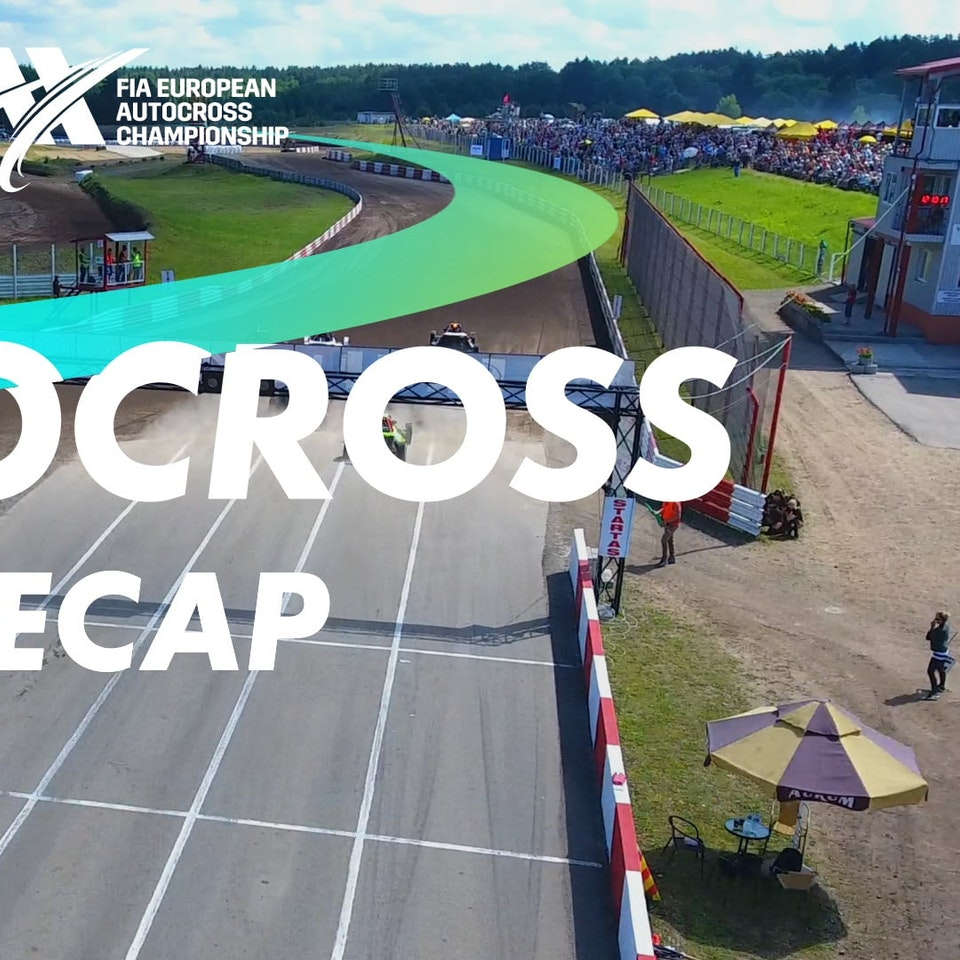 FIA Motorsport FIA Motorsport - Autocross Recap