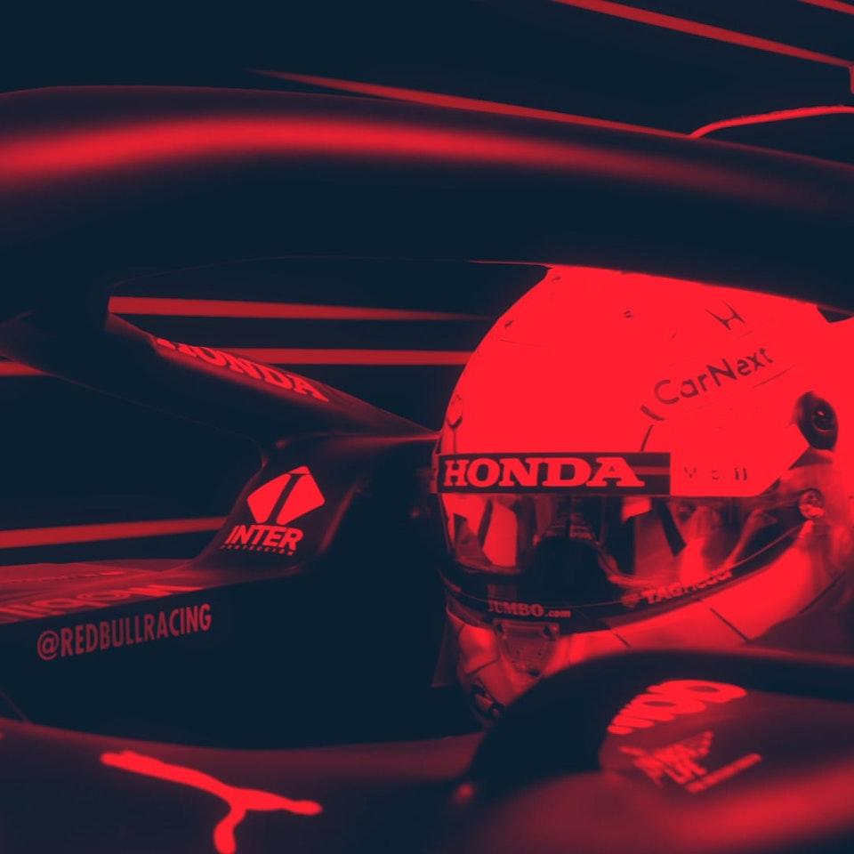 RedBull F1 - 2021 Campaign RedBull F1 - 2021 - Max Takes 3rd