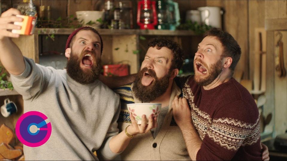 Rowse 'Three Gay Bears'