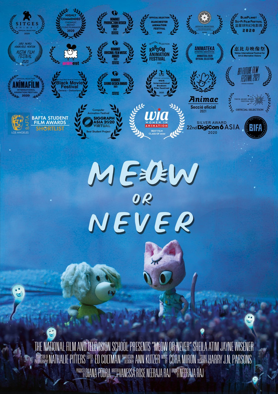 Meow or Never -