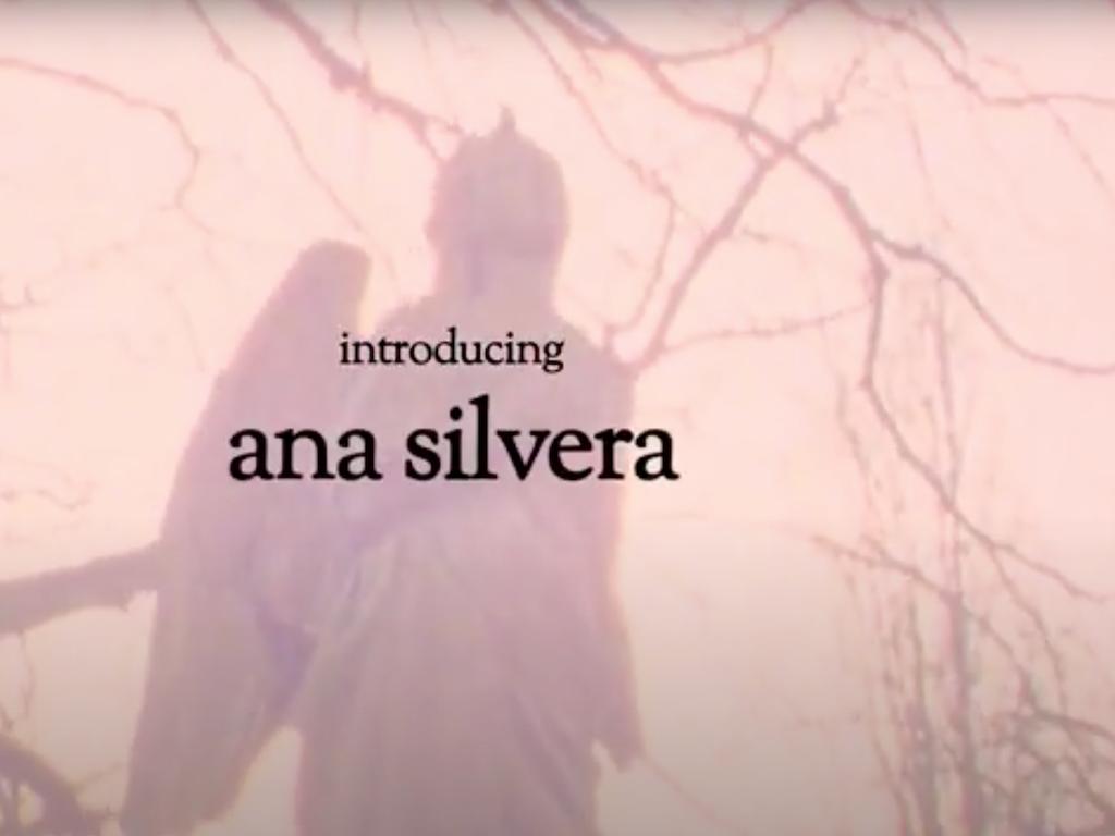 Ana Silvera - 'The Aviary' (2012)