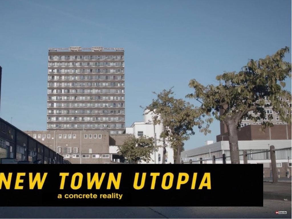 NEW TOWN UTOPIA (2018)