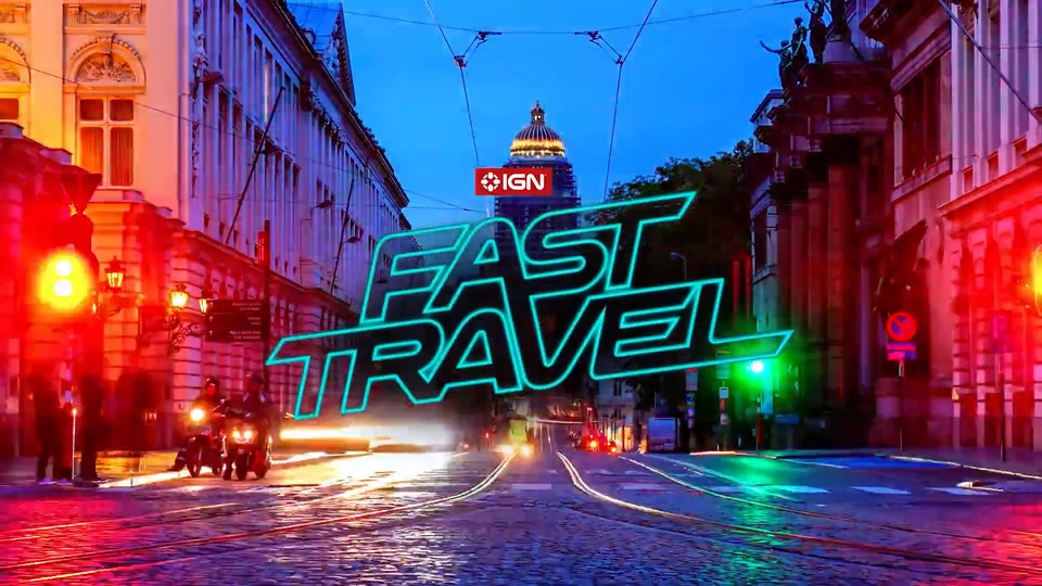 NEW VIZION FILMS - IGN's Fast Travel
