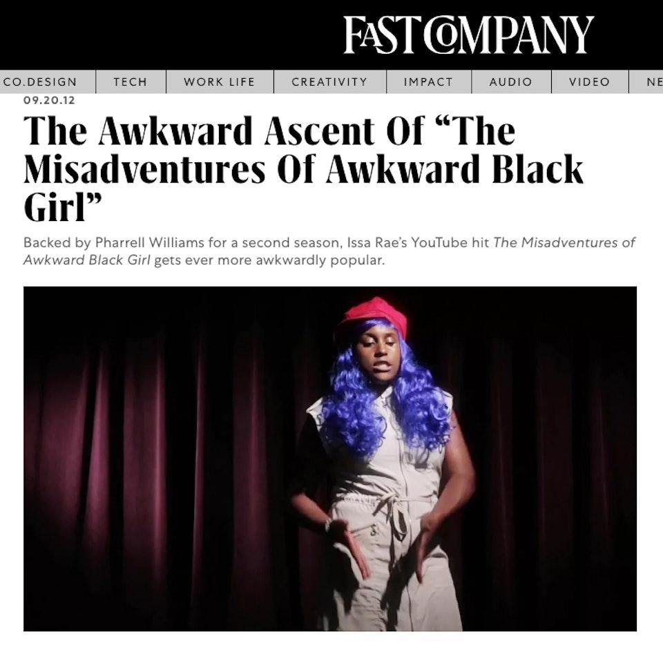 Awkward Black Girl - FastCompany