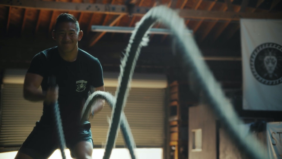 NEW VIZION FILMS - Strength & Conditioning: Nick The Ear Dunn