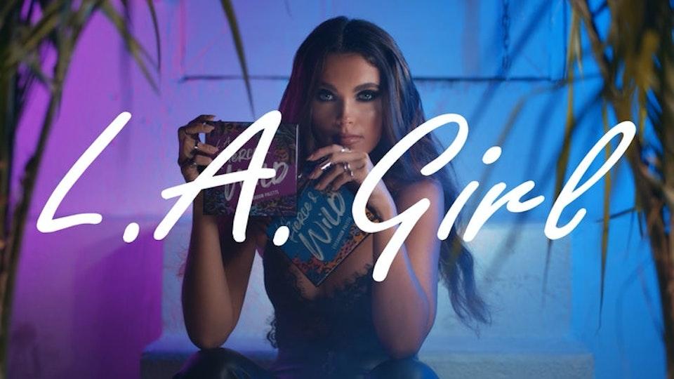 NEW VIZION FILMS - LA Girl: Fierce & Wild
