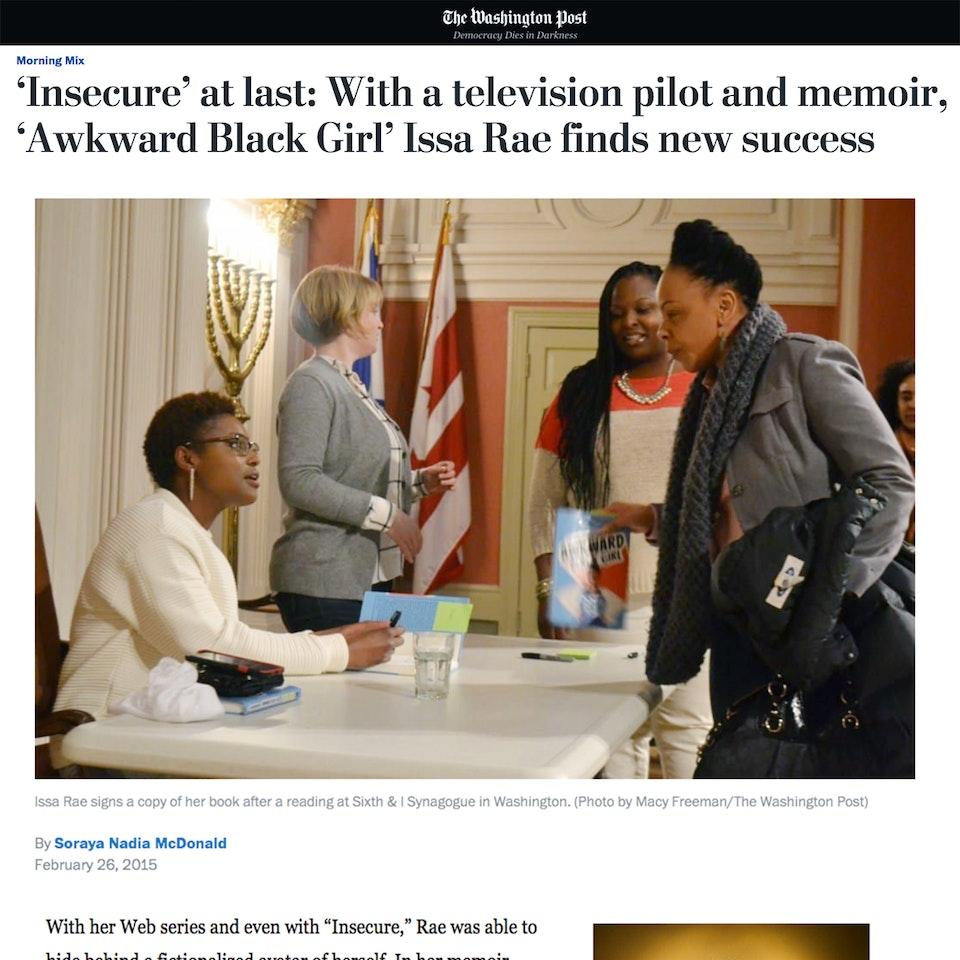 Awkward Black Girl - WashingtonPostFinal01