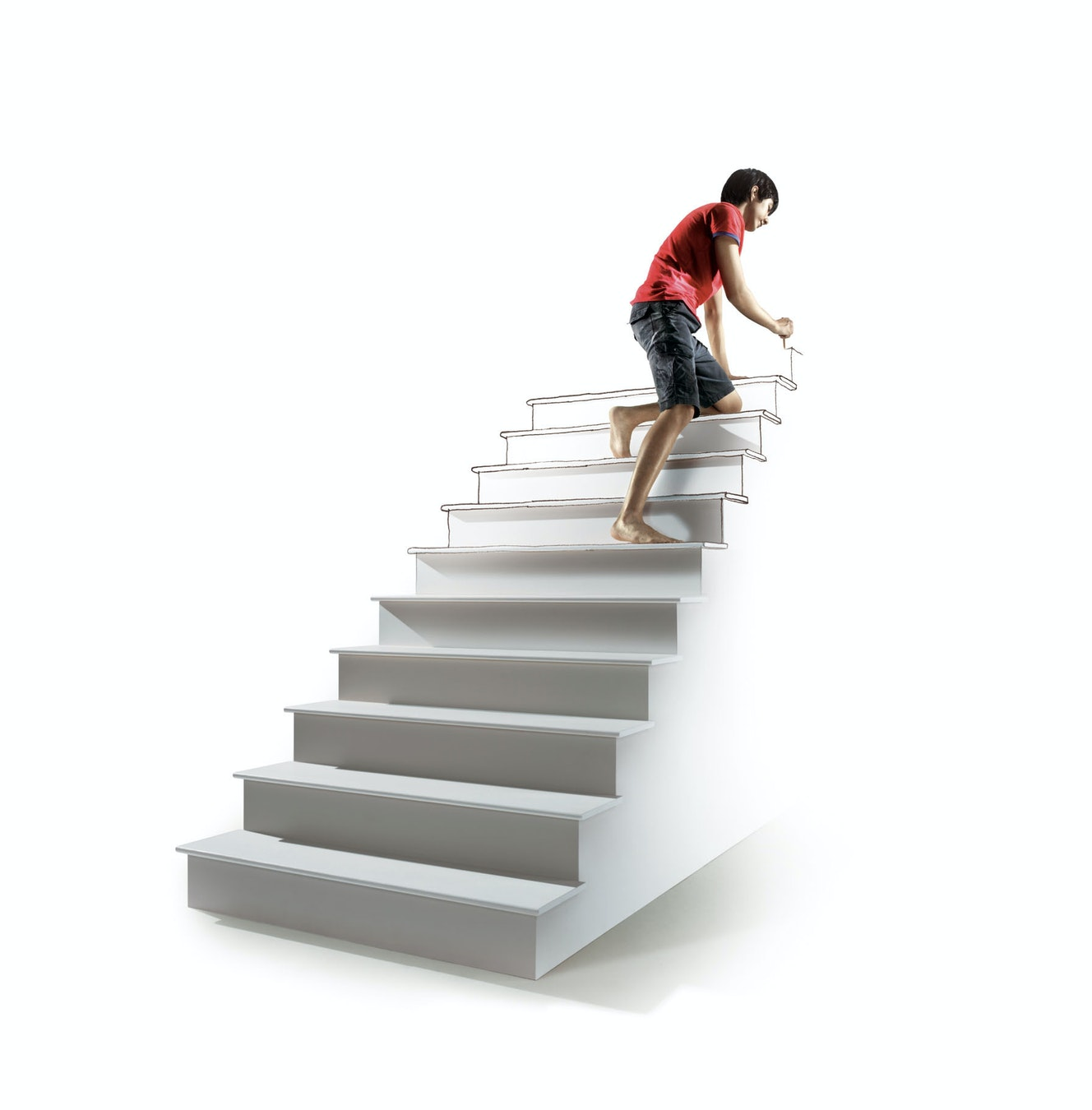 Caltex_Learning_Stairs_Shaun Pettigrew