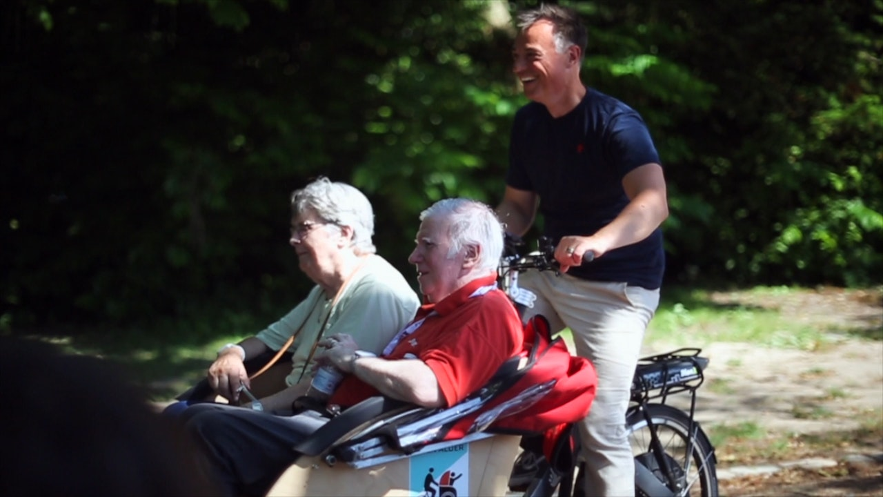 Cycling Without Age -