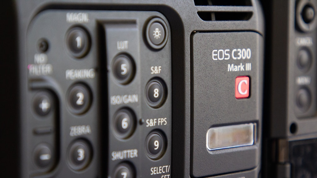 001 CANON C300mkIII first impressions