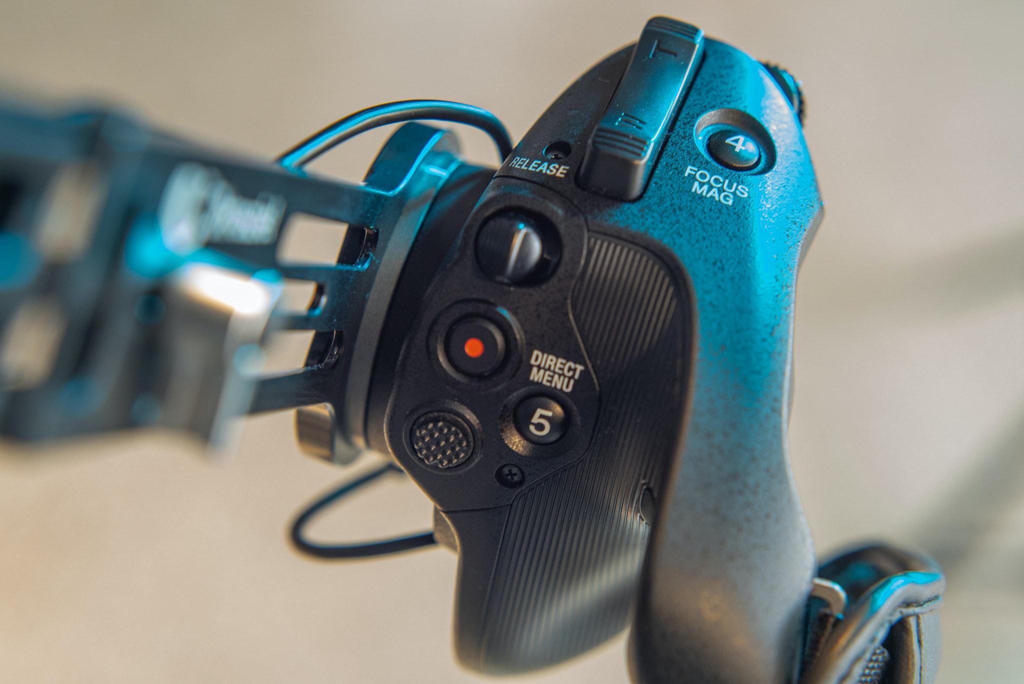 Sony Fx6 side handle