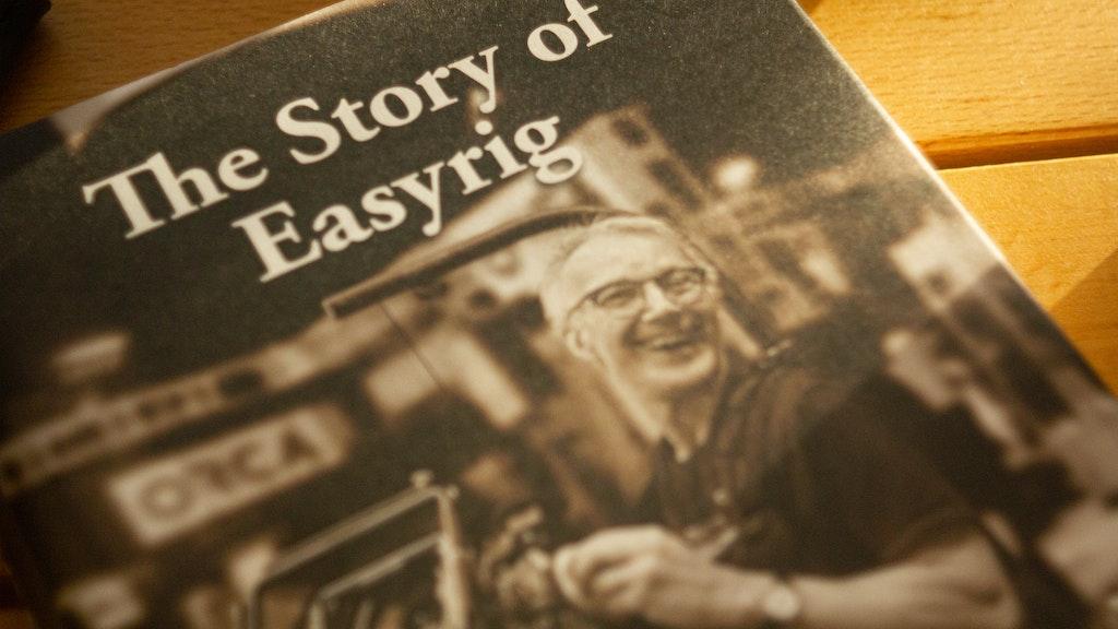 "005 - ""The story of Easyrig"" μια βιβλιοπαρουσίαση"