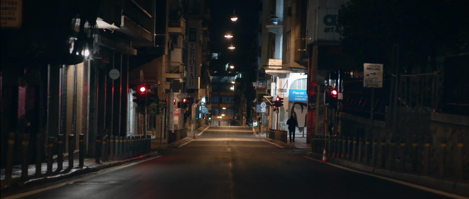 Streetwork Project still frame διεύθυνση φωτογραφίας Μιχάλης Γκατζόγιας
