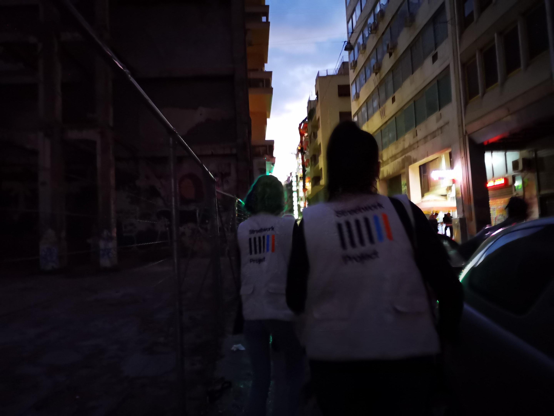 Streetwork Project ρεπεράζ διεύθυνση φωτογραφίας Μιχάλης Γκατζόγιας