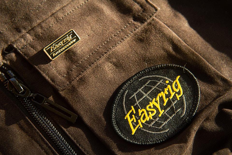 Easyrig Ambassador Pin
