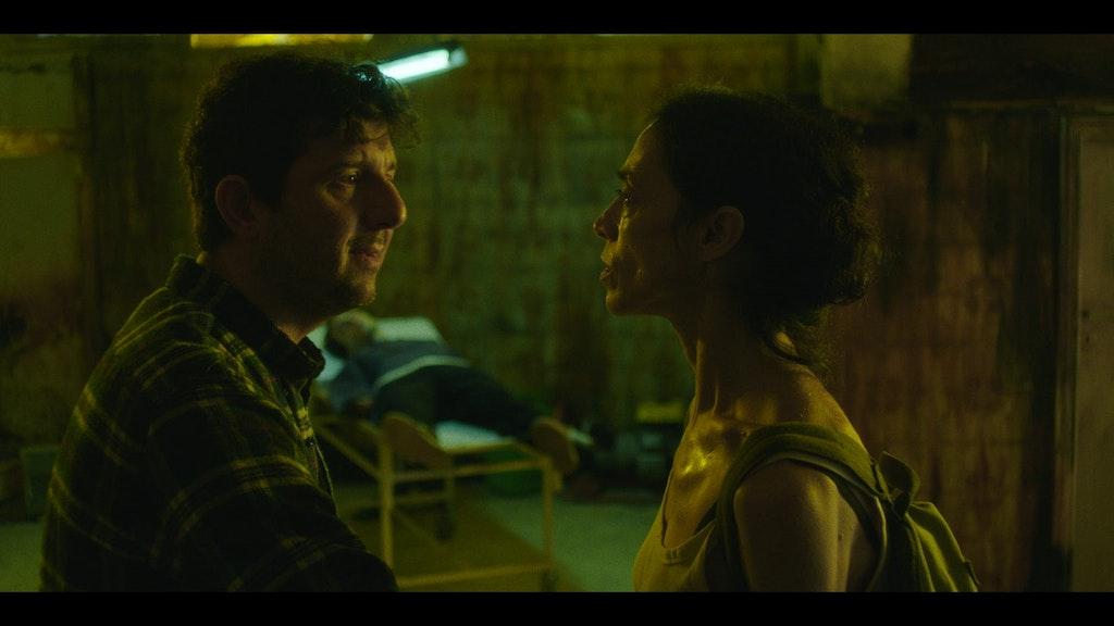"""002 - Scene Breakdown """"ECDYSIS"""" short film"""