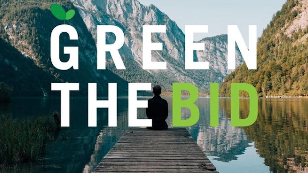 Part of Green The Bid