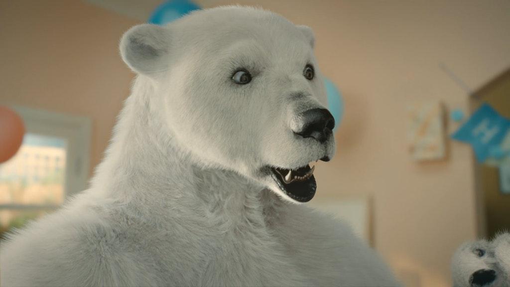 Midea Polar Bear
