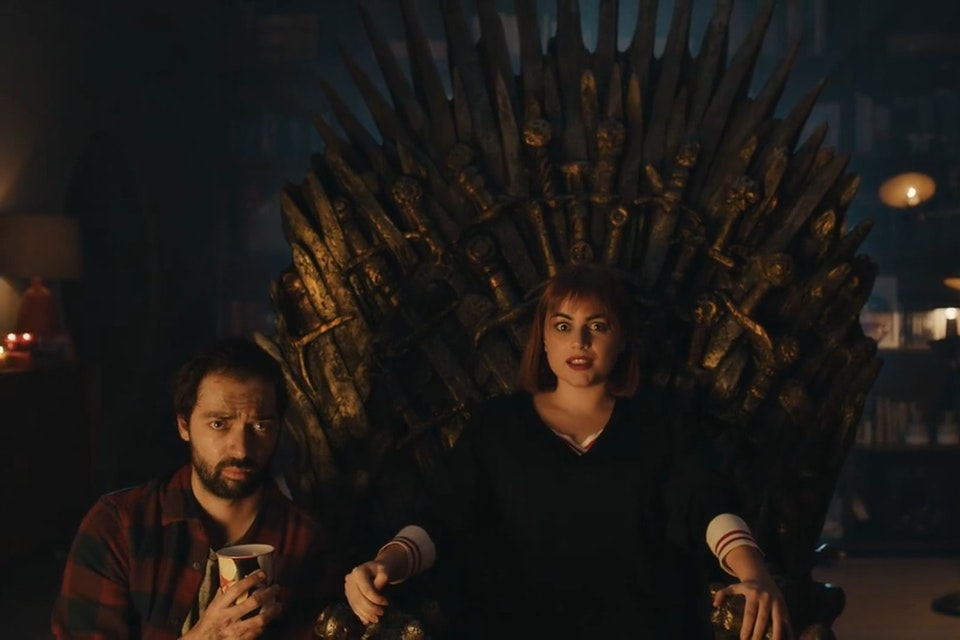 SERGI GALLARDO   CINEMATOGRAPHER - VODAFONE HBO THRONE