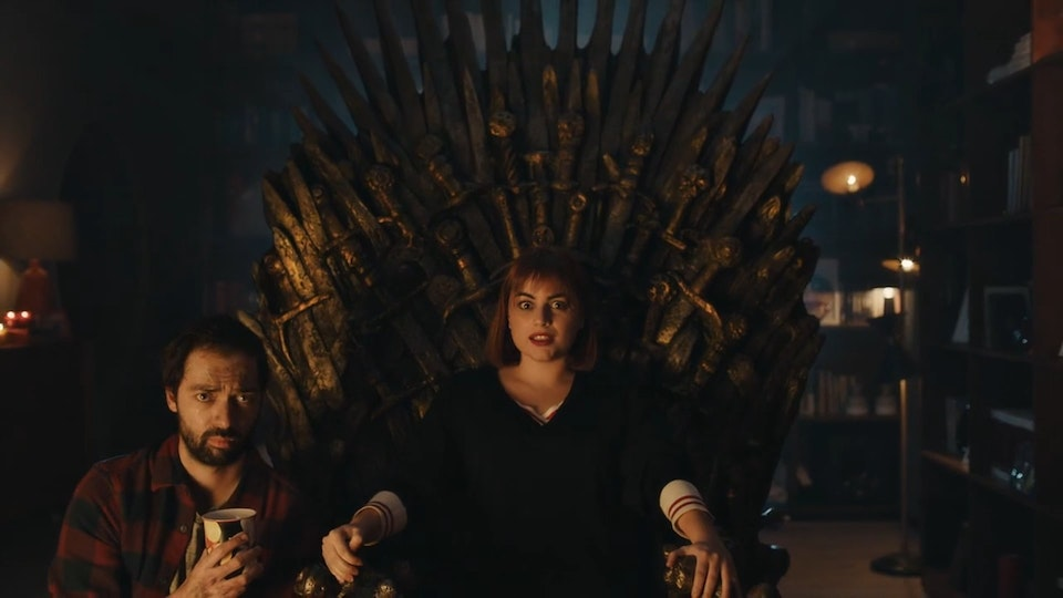 VODAFONE HBO THRONE - VODAFONE HBO THRONE
