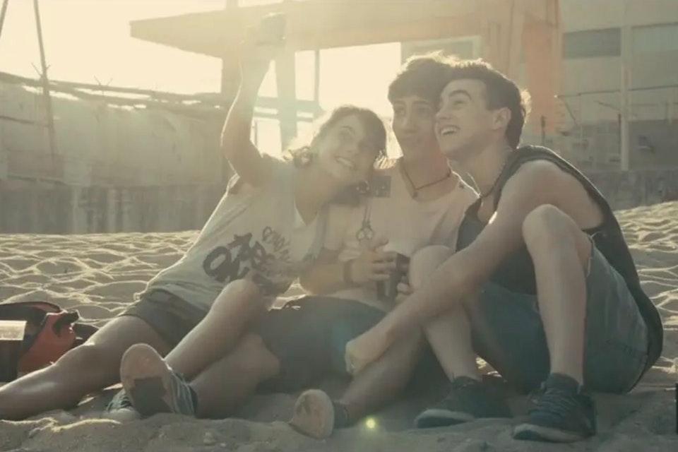 SERGI GALLARDO | CINEMATOGRAPHER - LOS NIÑOS SALVAJES