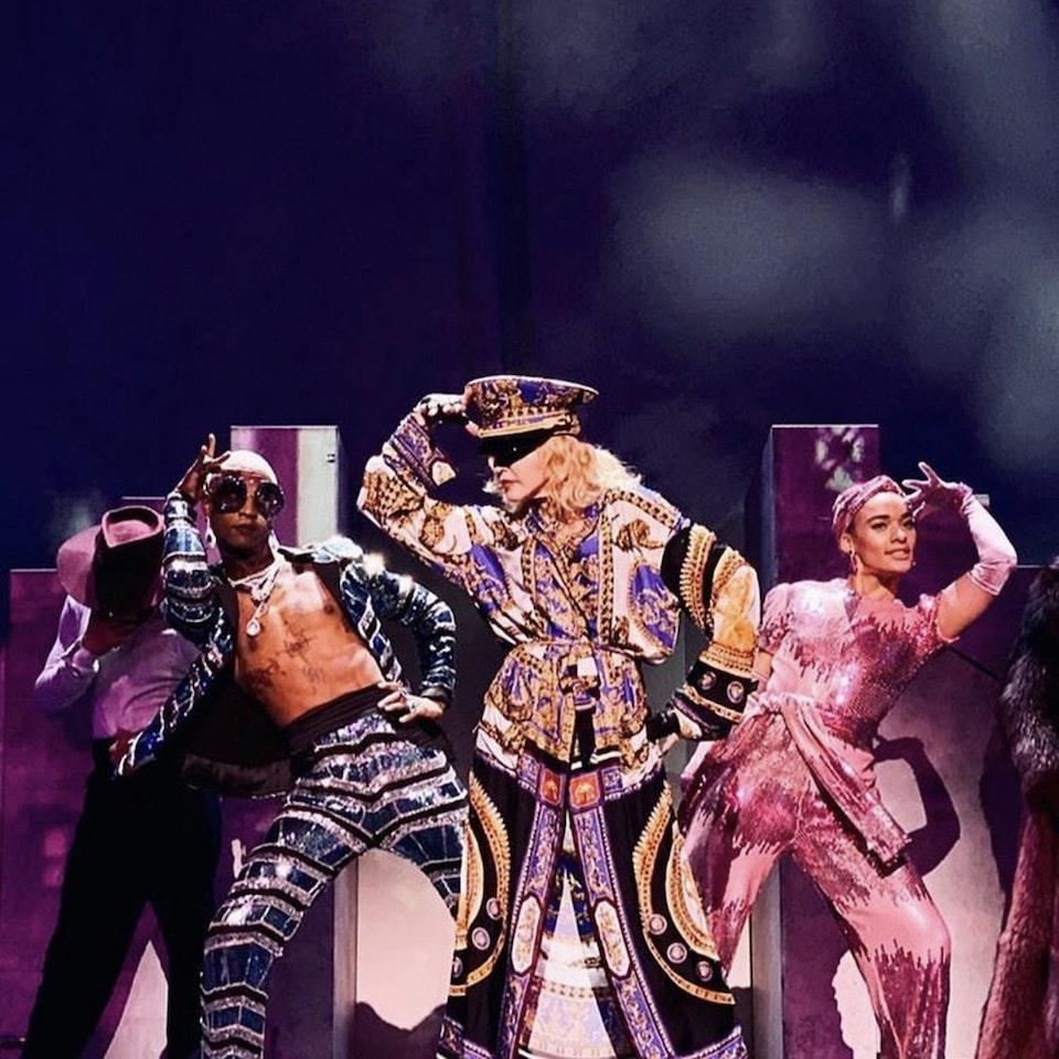 Madonna - Madame X tour image6