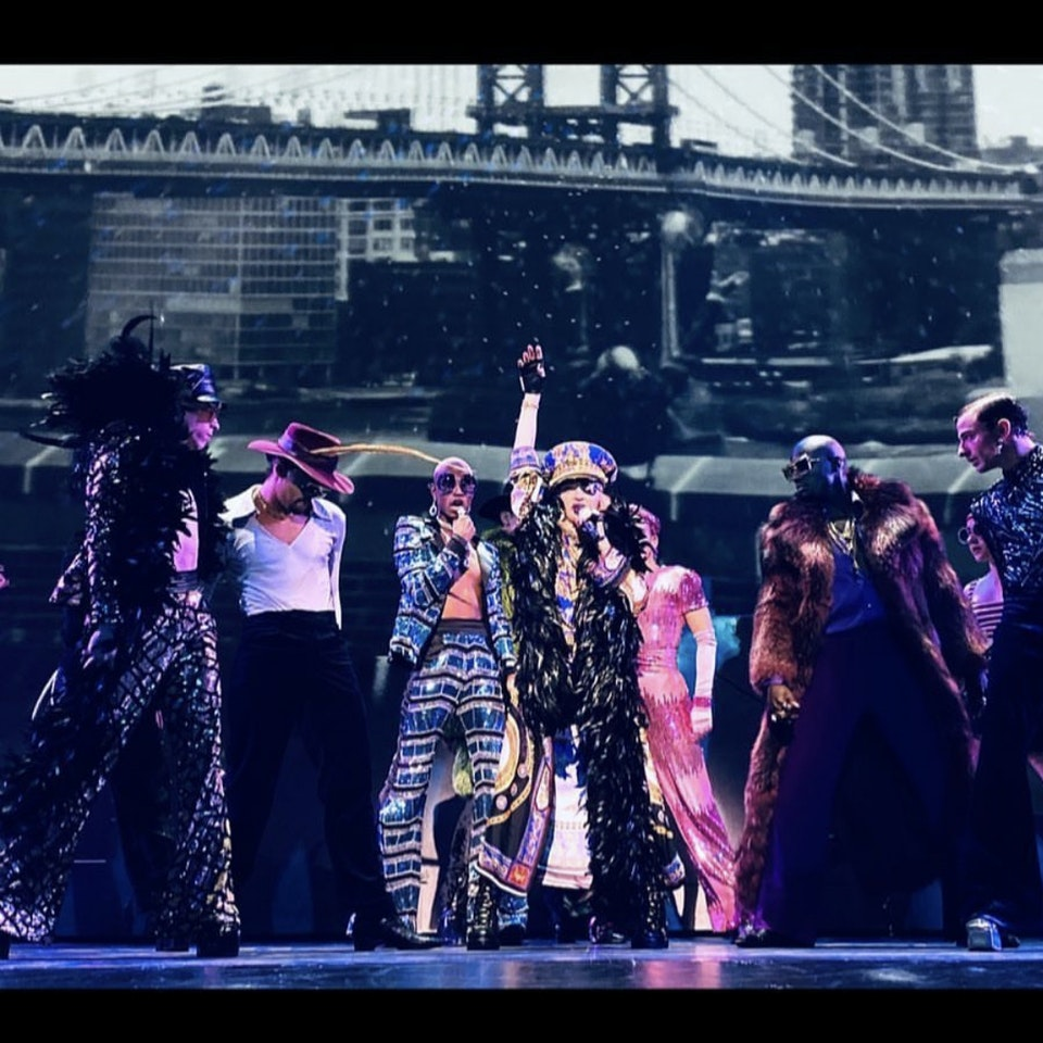 Madonna - Madame X tour image5