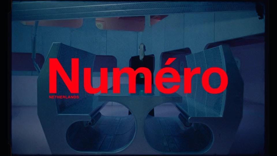 NUMERO x THIBAULT-THEODORE