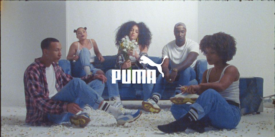 PUMA x SHERA