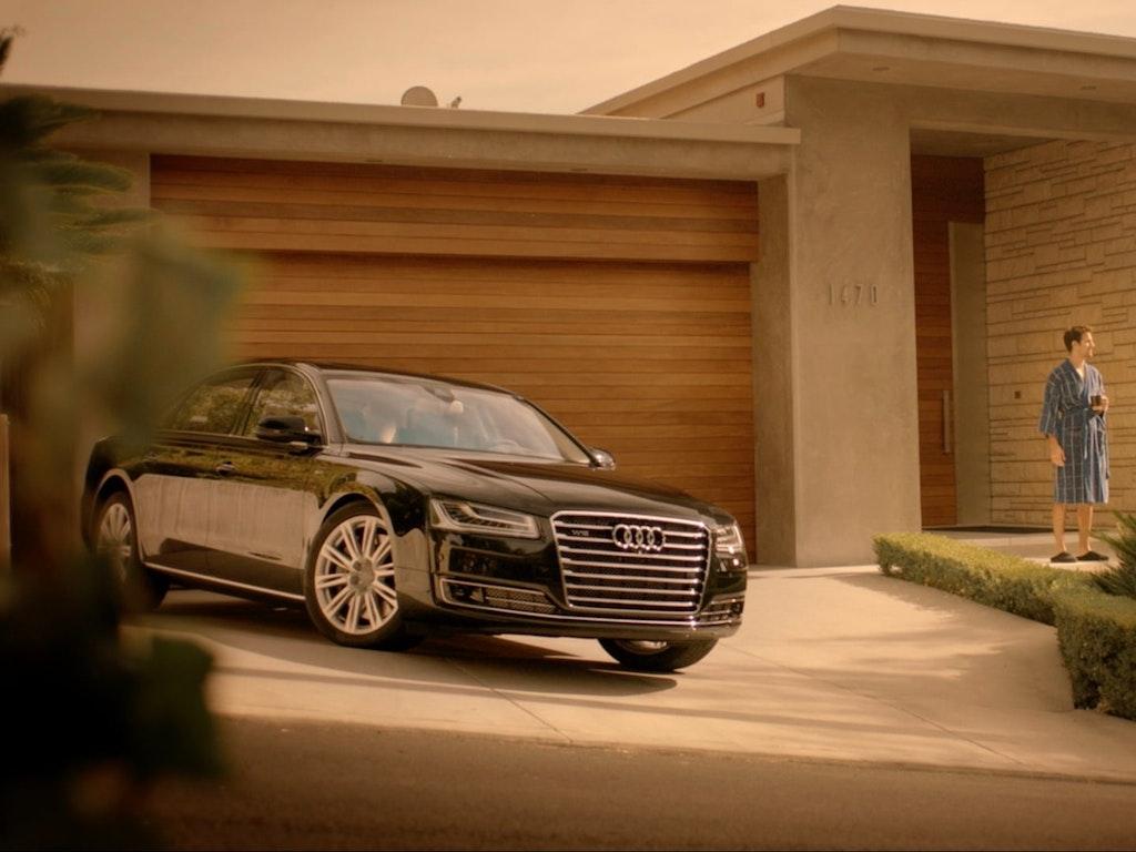 Audi - Future Chauffeur