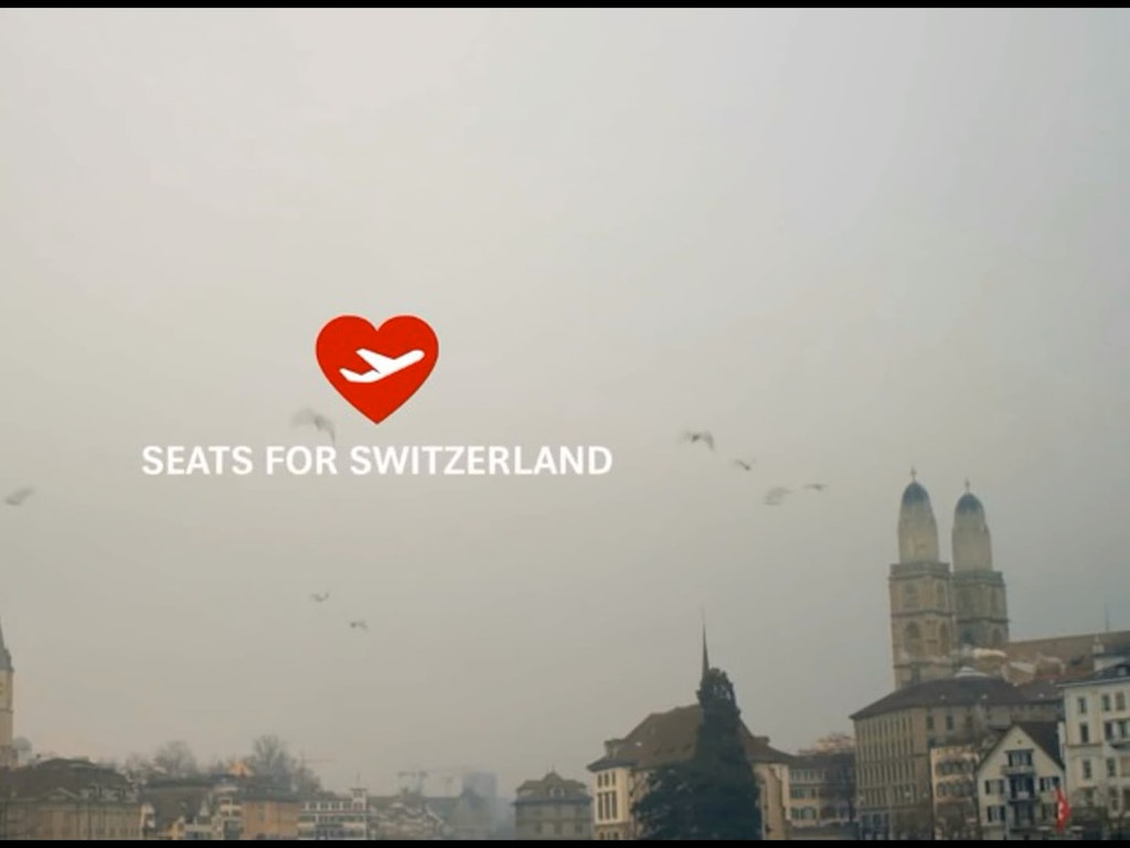 SwissAir - Christian