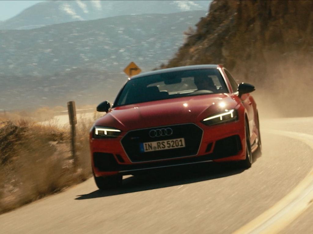 Audi Directors Cut