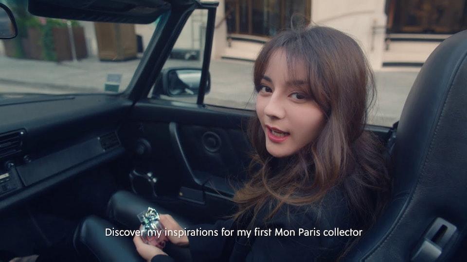 YVES SAINT LAURENT | MON PARIS