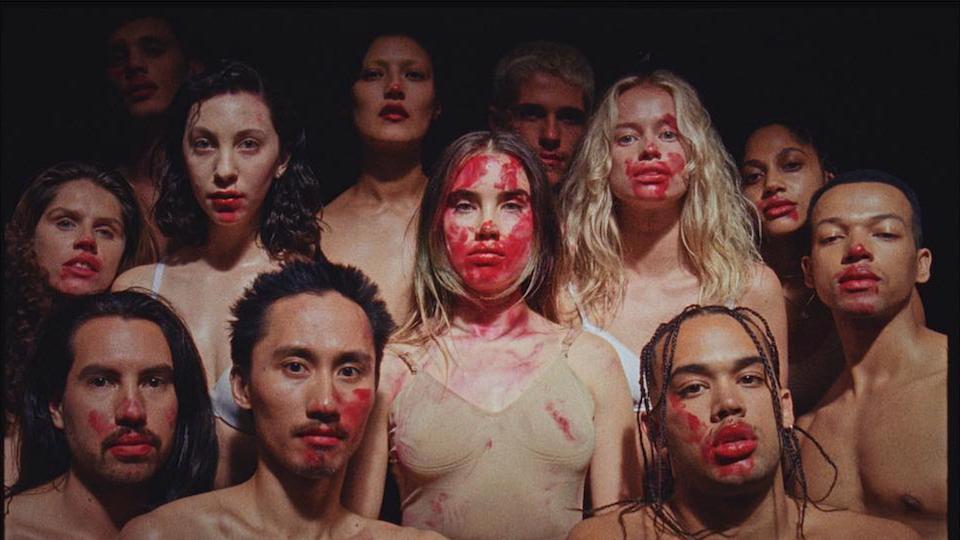 Lipstick - Dazed Beauty (Dir Jordan Hemingway)