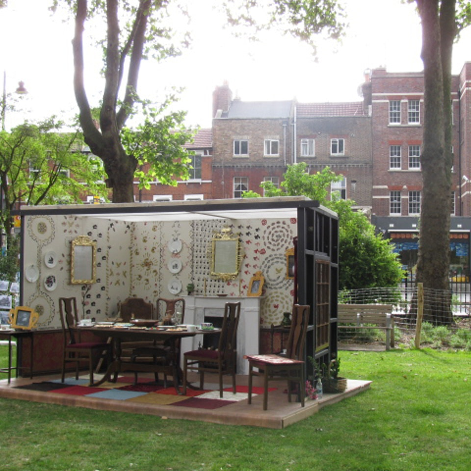 Youth Projects. Museum of The Home & University Of The Arts London Newington Green