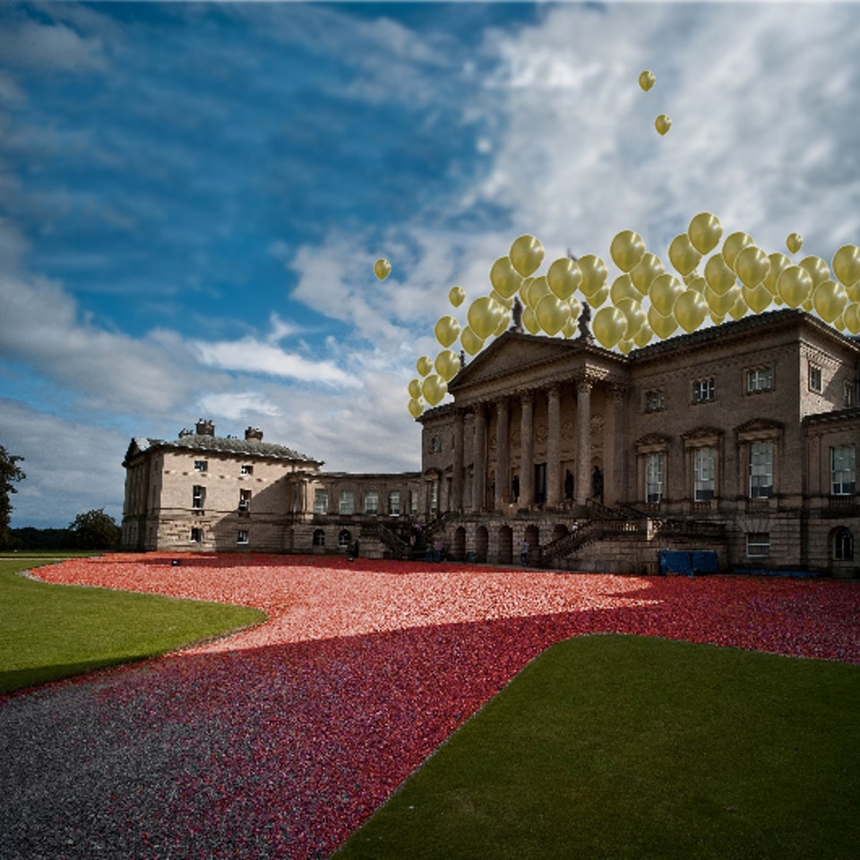 Product Of Your Environment, - Museumaker Arts Council project, Kedleston Hall