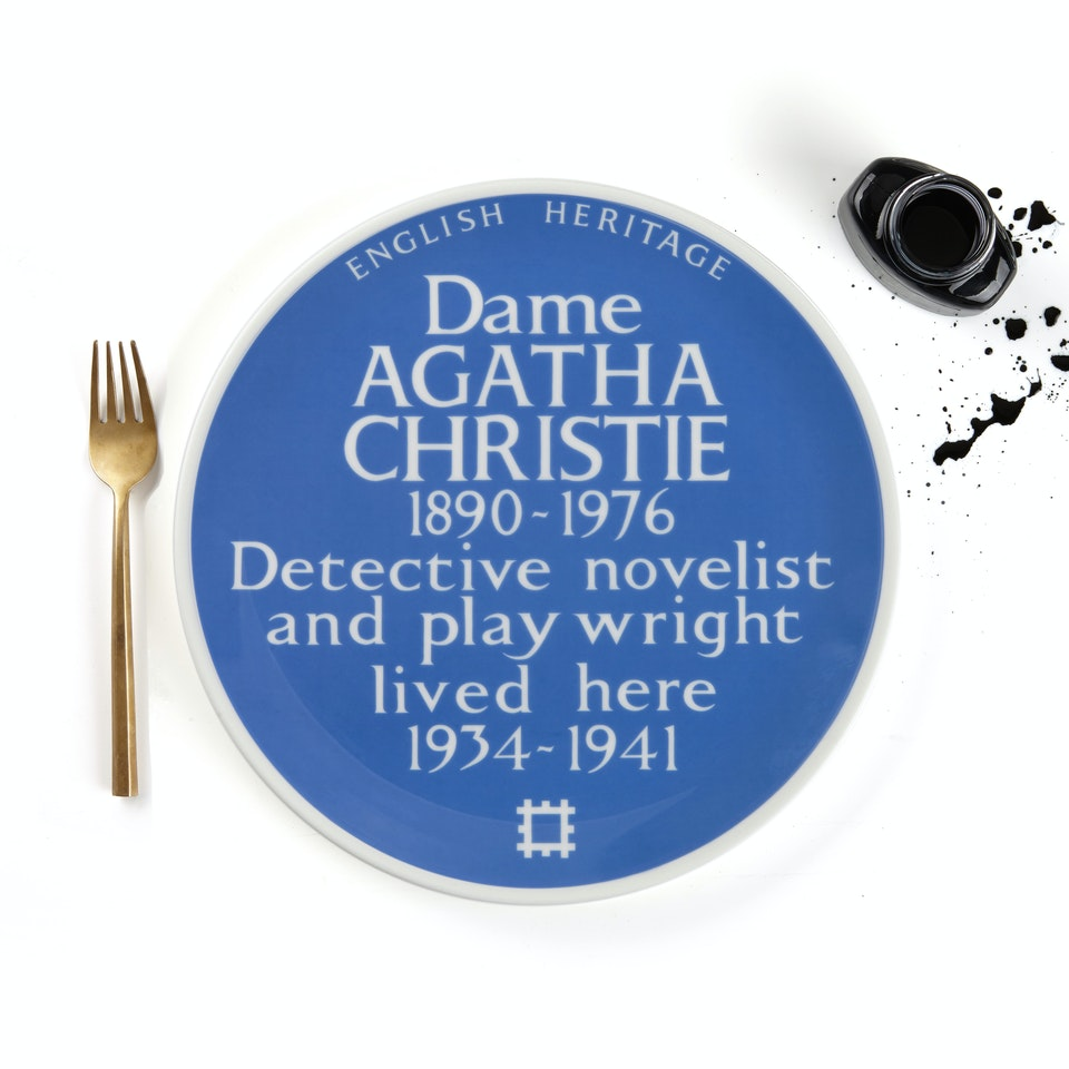 English Heritage AgathaChristie_fork&ink